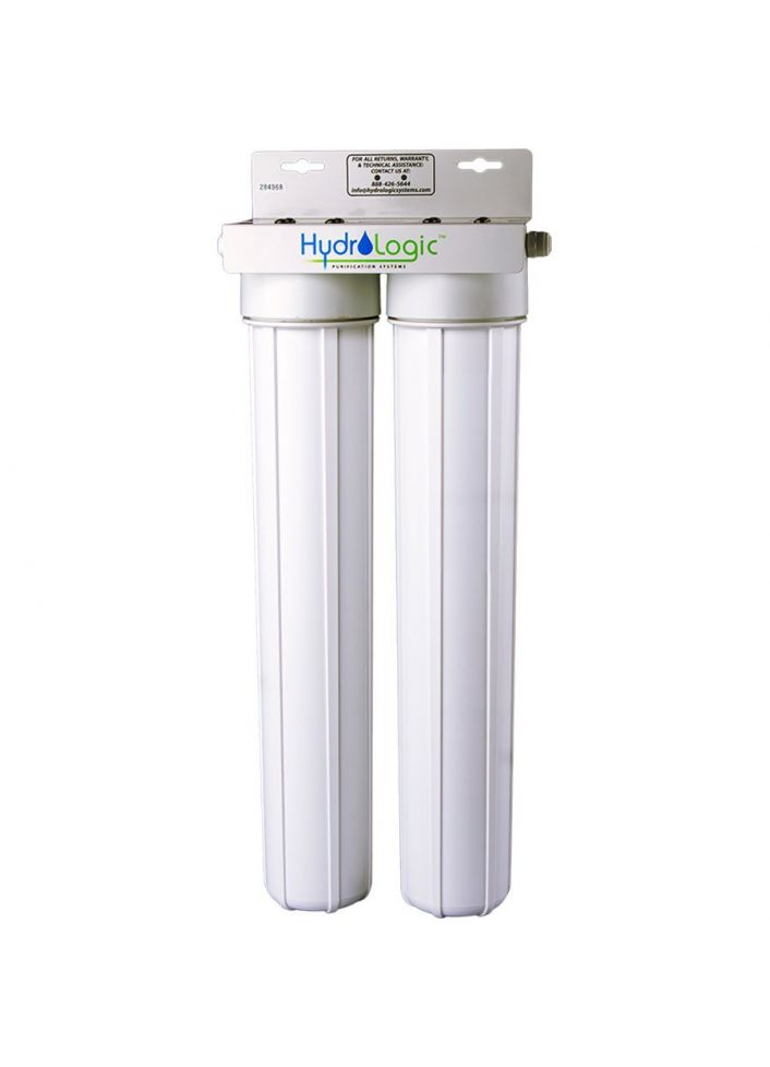 HYDROLOGIC TALLBOY DE-CHLORINATOR + UPGRADED KDF FILTER
