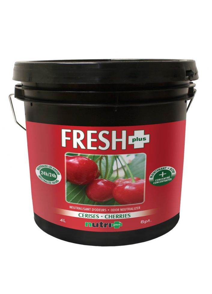Nutri+ fresh+ odor neutralizer cherries 4
