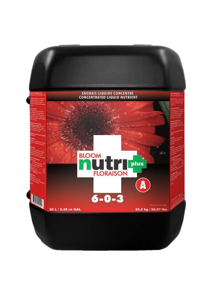 Nutri+ nutrient bloom a 20l