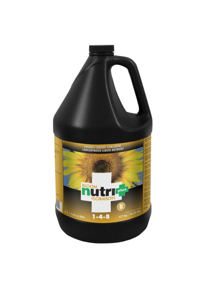 Nutri+ nutrient bloom b 4l