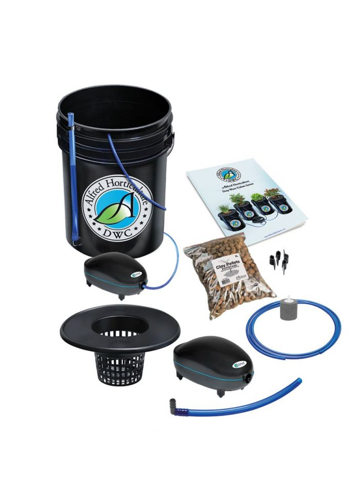 1 plant- 2x2 hydroponic kit Alfred Horticulture