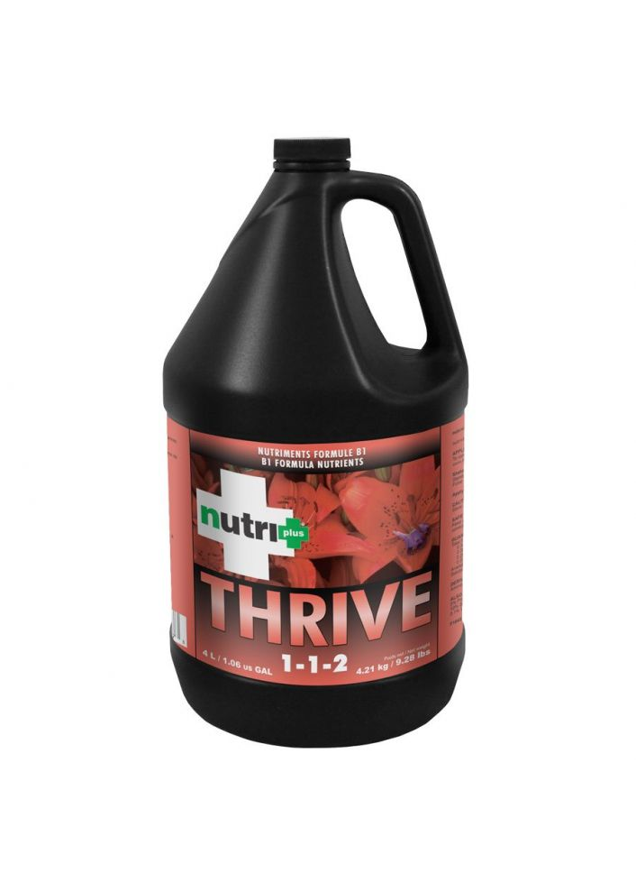 Nutri+ thrive 4l