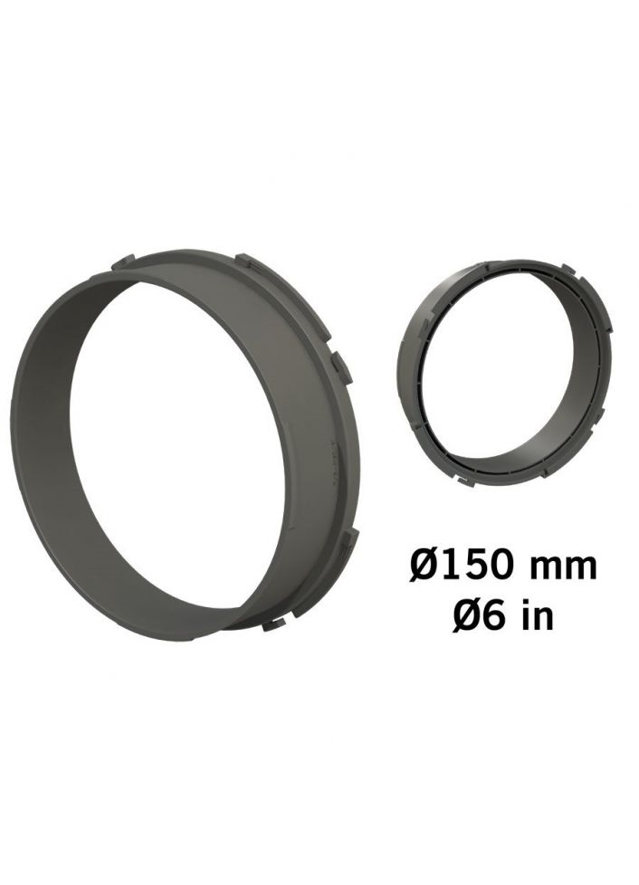 SECRET JARDIN 150MM (6'') CONNECTOR FOR DF16 [DF16150]