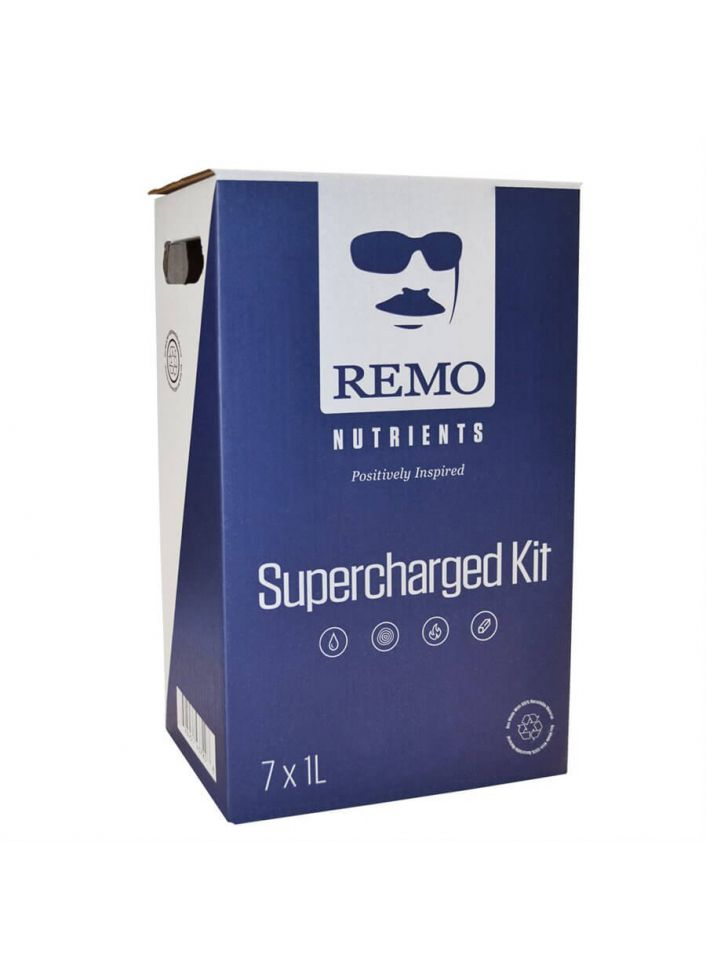 REMO'S SUPERCHARGED KIT 1L