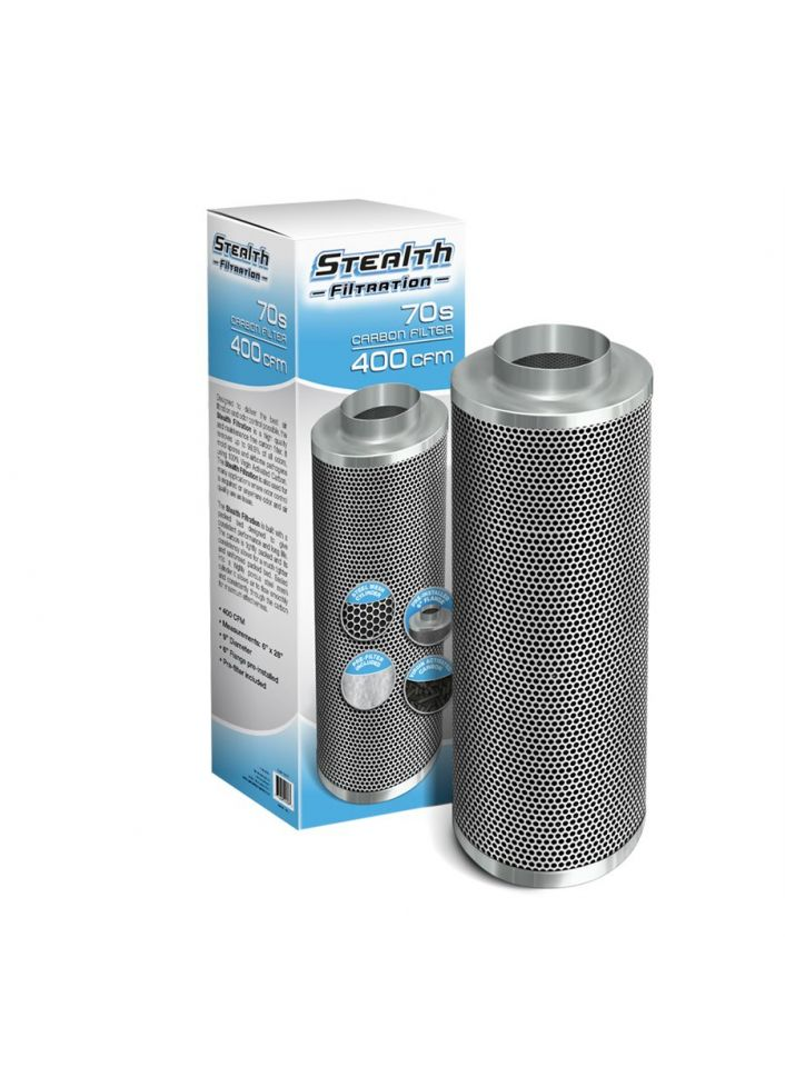 STEALTH FILTRATION CARBON FILTER 70S
