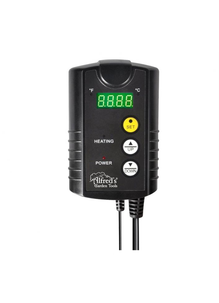ALFRED DIGITAL TEMP. CONTROLLER FOR HEAT MAT