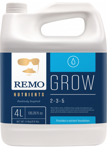 REMO'S GROW 4 LITER