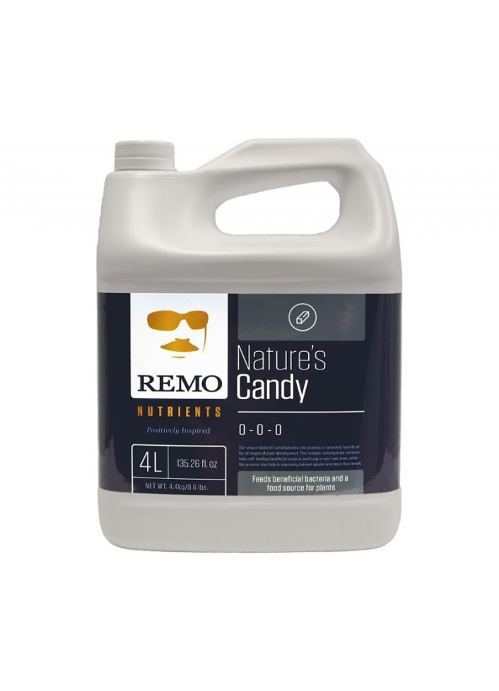 REMO'S NATURE'S CANDY 4 LITER