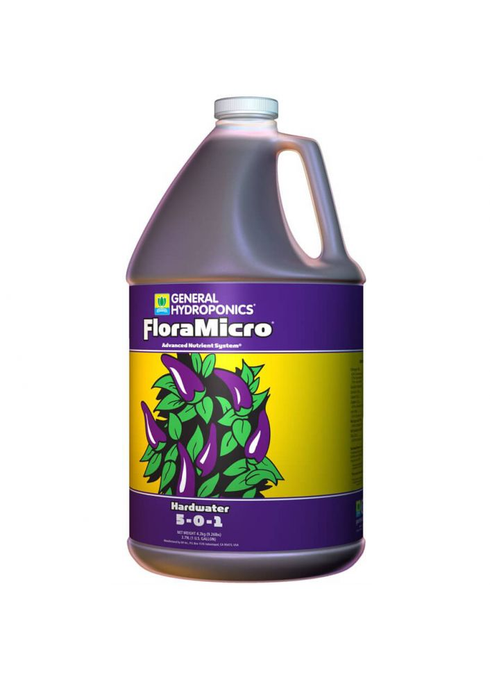 FLORA MICRO 1 GALLON HARDWATER