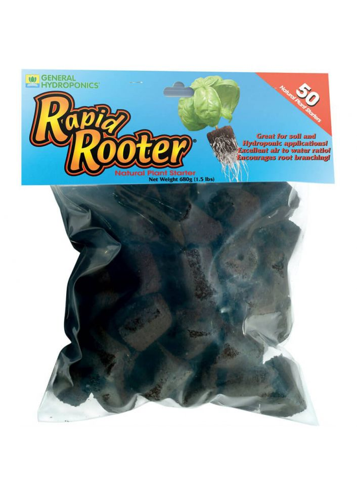 GH RAPID ROOTER REPLACEMENT PLUGS - 50 / PK