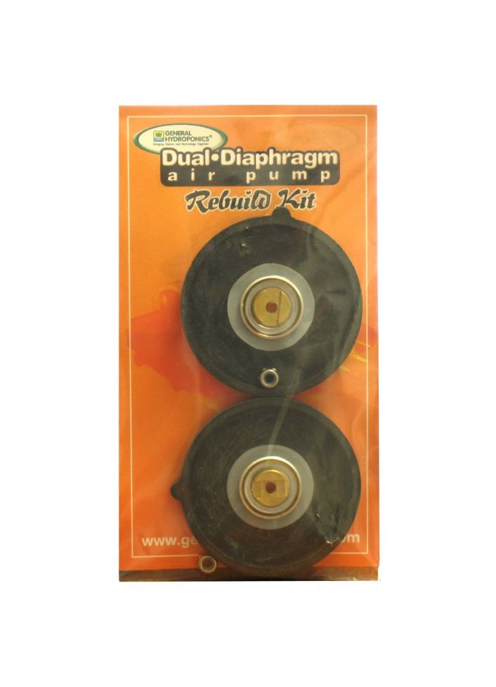 DIAPHRAGM KIT FOR AIR PUMP G.H.