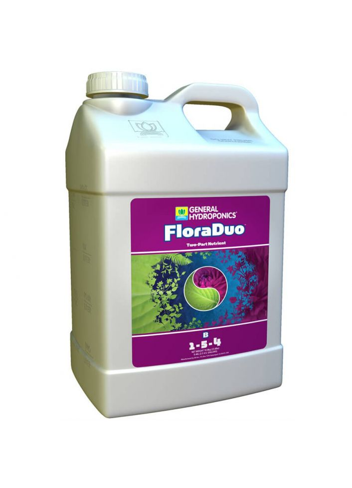 FLORA DUO B 2.5 GALLON