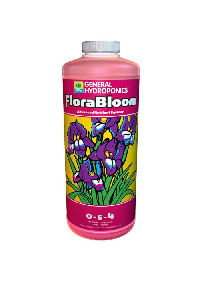 FLORA BLOOM 1 QUART