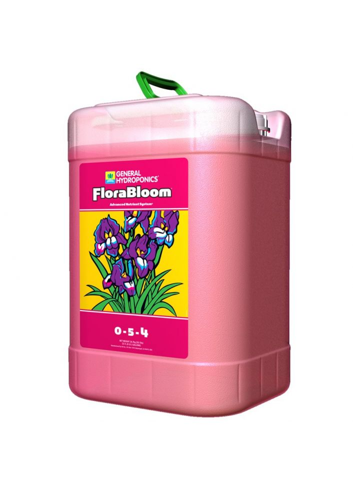 FLORA BLOOM 6 GALLON