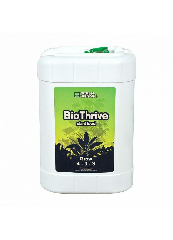 BIOTHRIVE GROW 6 GALLON